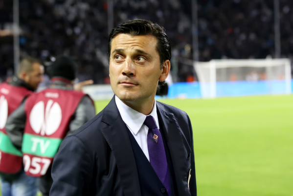 Montella: Cel minimum Milanu to awans do Ligi Europy