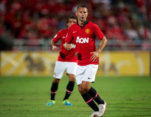 Giggs: Chcę zostać menadżerem piłkarskim