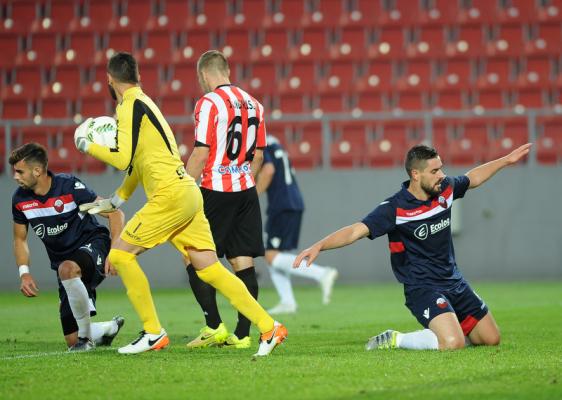 Cracovia przegrywa z wicemistrzem Macedonii i żegna się Ligą Europy