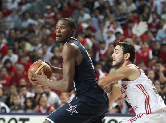 NBA: Durant oficjalnie koszykarzem Warriors
