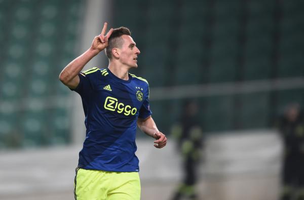 """Ajax nie puści Milika. """"Naszym celem jest go zatrzymać"""""""