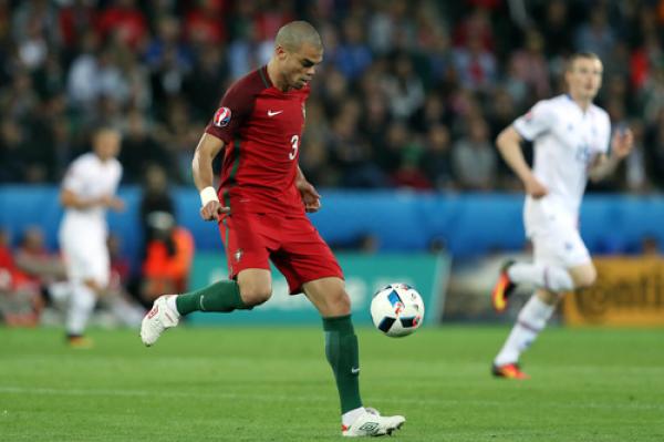 EURO: Pepe wznowił treningi z drużyną