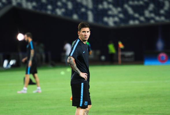 """""""Wszyscy Jesteśmy Leo Messim"""" - Barcelona broni swojego gwiazdora"""