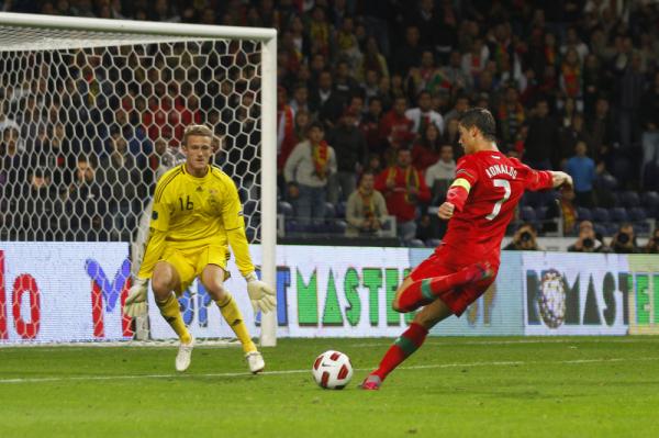 Ronaldo: Prosiłem Boga, by dał mi szansę na triumf