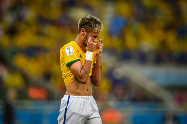 Neymar: Faul Zunigi prawie zakończył moją karierę