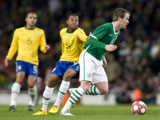 Reprezentant Irlandii przedłużył kontrakt ze Stoke