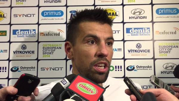Milan Baros wzmocnił Slovana Liberec