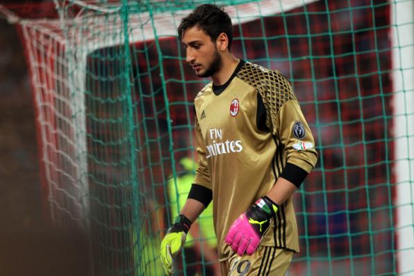Milan przygotowuje nowy kontrakt dla Donnarummy
