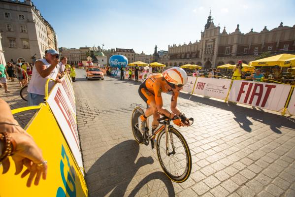 Tour de Pologne: Bonifazio zwycięzcą najdłuższego etapu