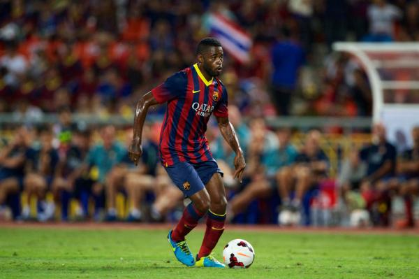 Juventus chce pozyskać Aleksa Songa z Barcelony