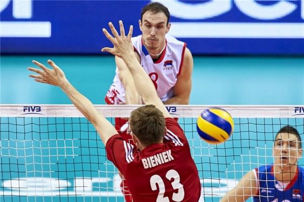 Półfinał Ligi Światowej nie dla Polski - Francja pokonała Serbię