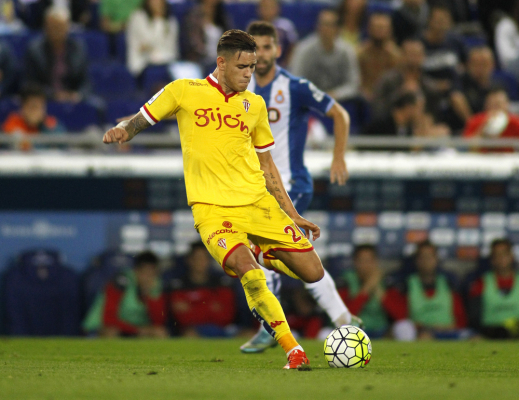 Wychowanek Barcelony napastnikiem Betisu Sevilla