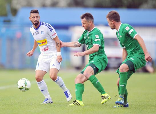Trener Lechii: Nie tylko tiki taką wygrywa się mecze