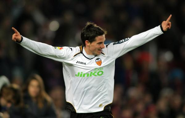 Skrzydłowy Valencii wypożyczony do Espanyolu
