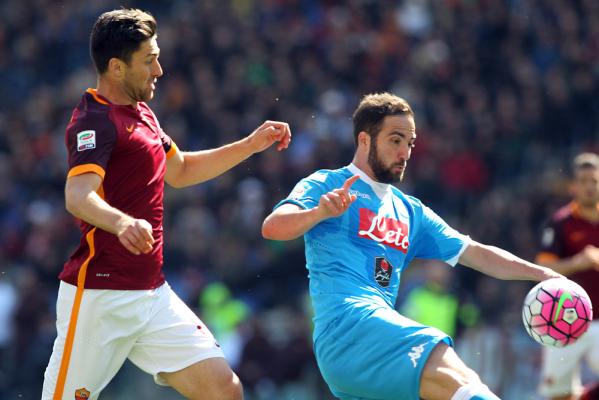 Oficjalne radio Napoli: Higuain do Arsenalu