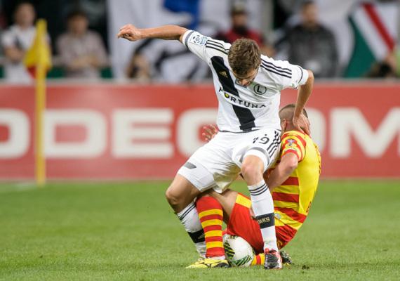 Górski: Legia bała się, żeby nie zostać bez punktu