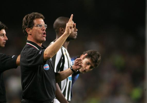Inter sięgnie po Fabio Capello?