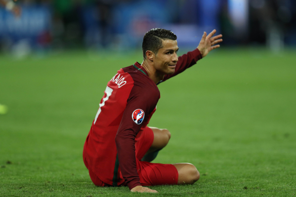 Collina: Payet nie chciał skrzywdzić Ronaldo. Jego wejście było przypadkowe