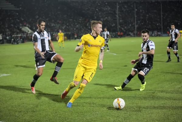 Marco Reus rozpoczął rehabilitację po kontuzji