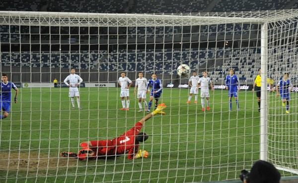 El. LM: Dinamo Tbilisi w kolejnej rundzie