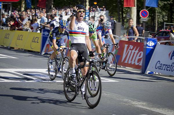 Cavendish wycofał się z Tour de France