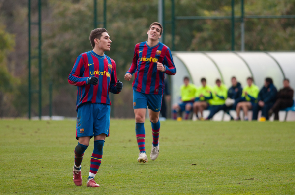 Wychowanek Barcelony przeszedł do Rubina Kazań