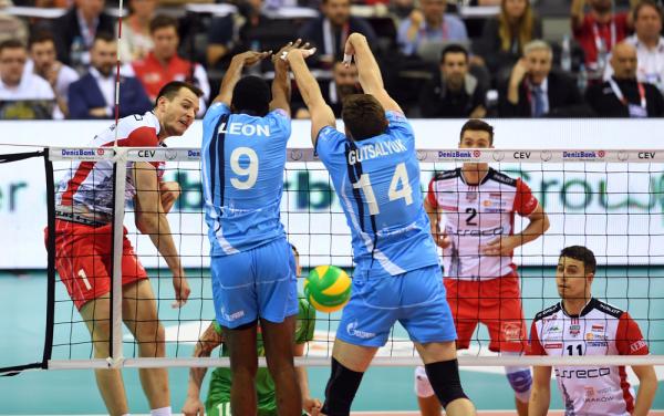 Polscy siatkarze drudzy w rankingu FIVB