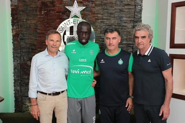 Reprezentant Senegalu wzmocnił Saint-Etienne