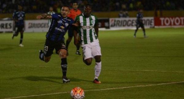 Copa Libertadores: Remis w stolicy Ekwadoru