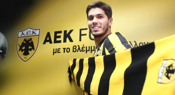 AEK Ateny pozyskał Juliena Rodrigueza