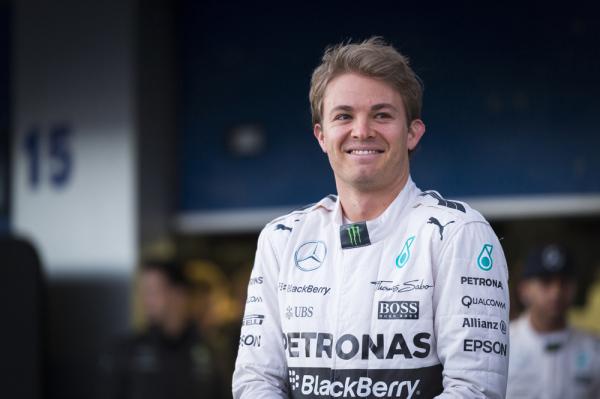 Nico Rosberg na dłużej w Mercedesie