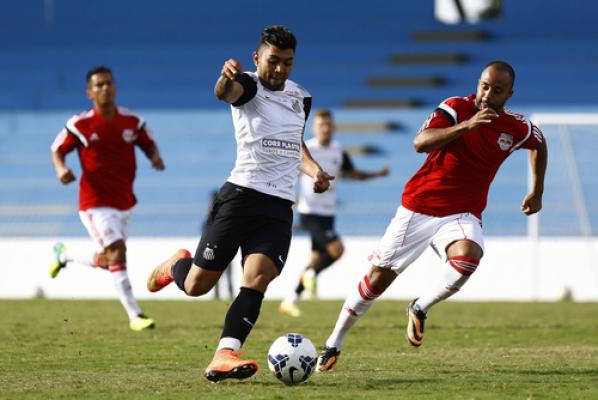 Juventus i Bacelona walczą o napastnika Santosu