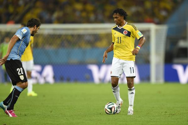 Milan chce sprowadzić Juana Cuadrado