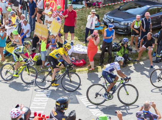 Froome już niemal pewny triumfu w Tour de France