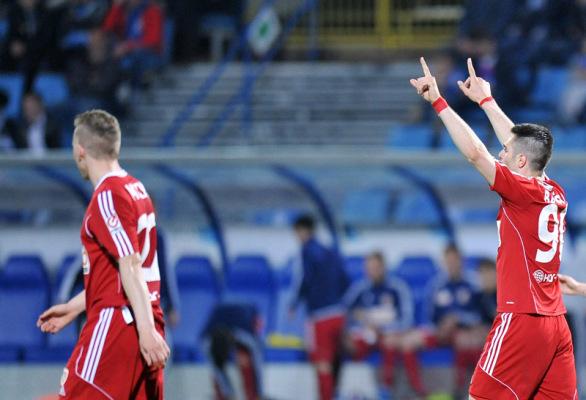 Piast Gliwice pokonał Wisłę Płock na własnym stadionie