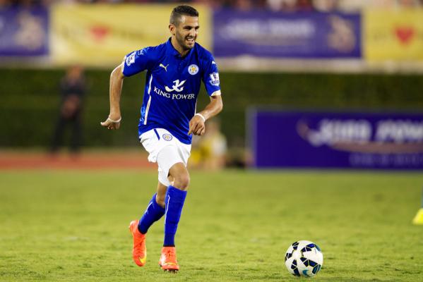 Ranieri: Mahrez zostaje w Leicester