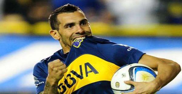 Tevez: Chciały mnie Chelsea i Napoli, ale ja pragnę zakończyć karierę w Boca