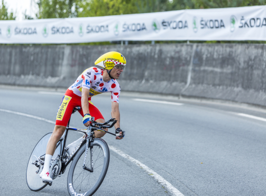 Majka awansował w światowym rankingu kolarzy