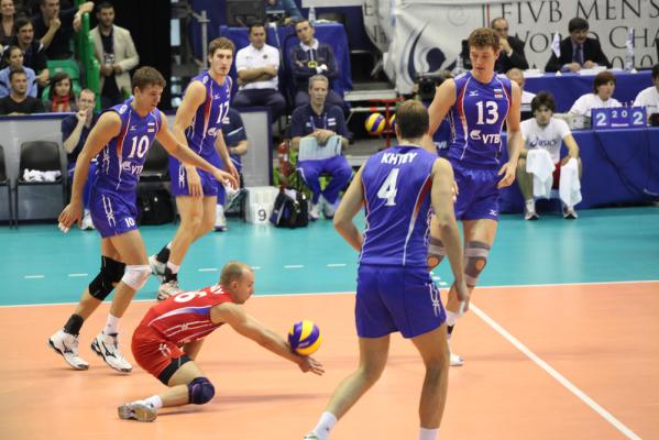 Rosyjski siatkarz wykluczony z igrzysk w Rio de Janeiro
