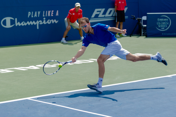 Janowicz wrócił po półrocznej przerwie i odpadł w pierwszej rundzie turnieju w Hiszpanii