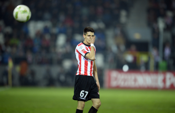 PS: Cracovia porozumiała się z Leicester. Kapustka o krok od mistrzów Anglii