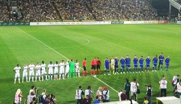 El. LM: Anderlecht zremisował z wicemistrzem Rosji