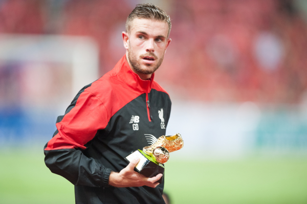 Henderson: Z moją nogą już wszystko świetnie