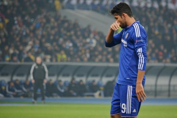 Diego Costa: Chelsea nie może grać gorzej niż w ubiegłym sezonie