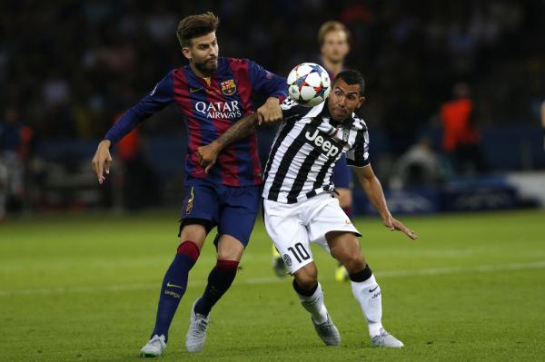 Tevez: Conte chciał mnie w Chelsea