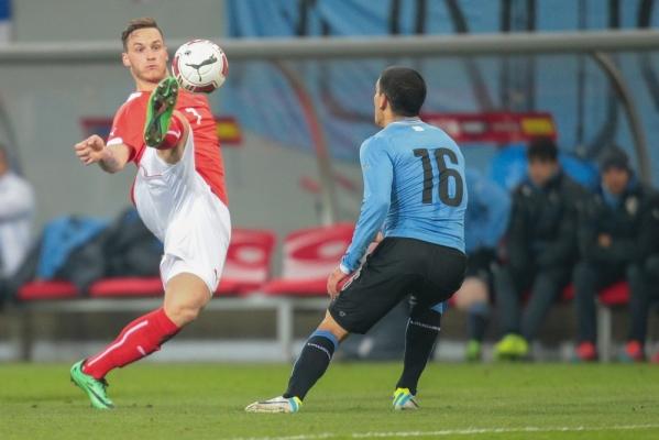 Marko Arnautović podpisał nowy kontrakt ze Stoke City