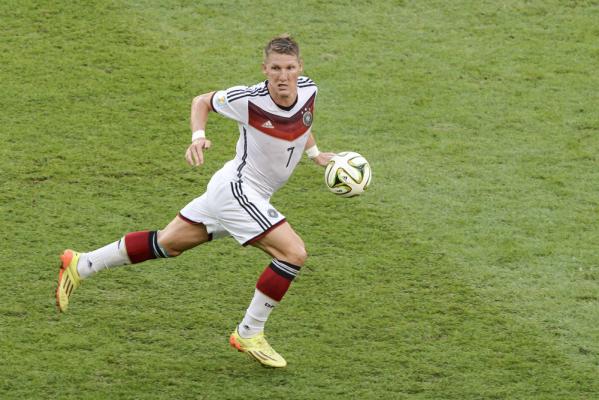 Schweinsteiger już nie zagra w reprezentacji Niemiec