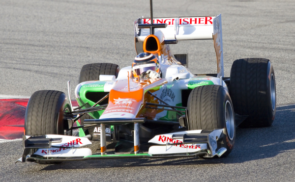 F1: Hulkenberg zostaje w Force India