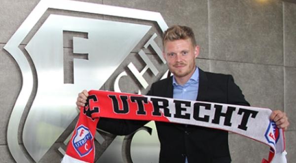 Jensen nowym bramkarzem FC Utrecht