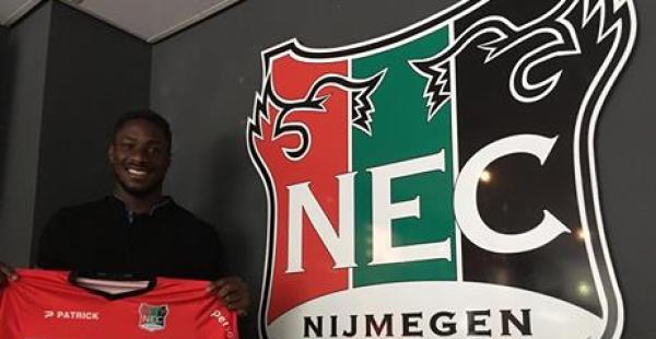 Kevin Mayi nowym skrzydłowym NEC Nijmegen